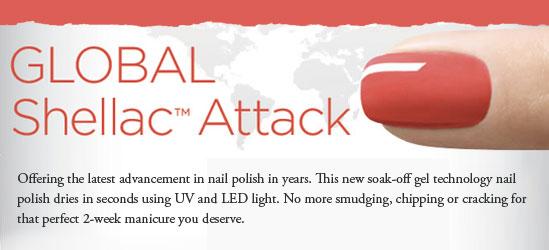Global Shellac Attack