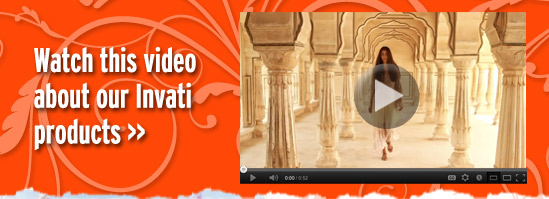 Watch this video about our Invati Products