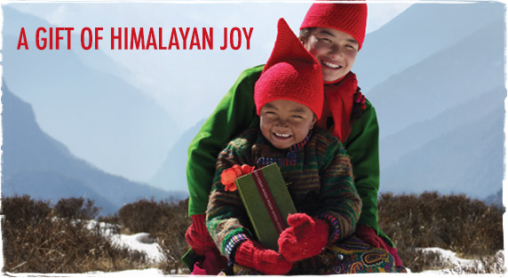 A GIft of Himalayan Joy