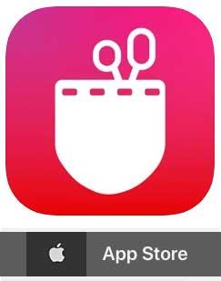 Pocket Salon Apple