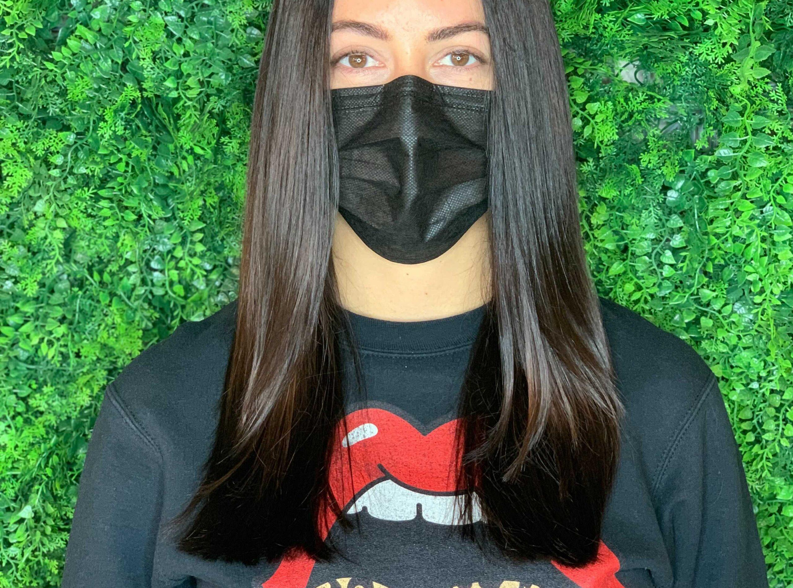 100% Vaxxed 100% Masked